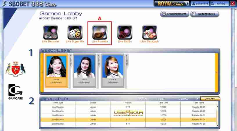 welcome to sbobet casino