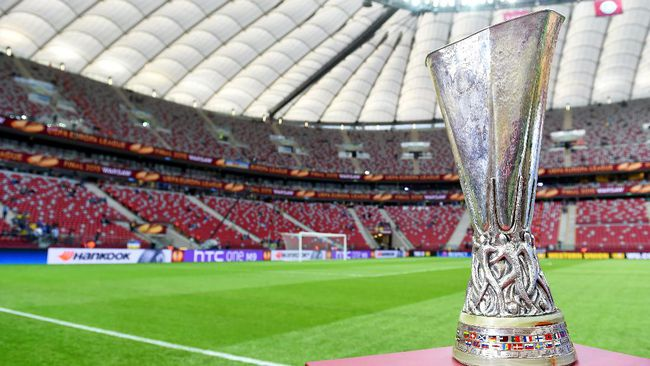 Hasil Liga Eropa
