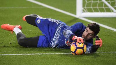 Courtois Tepis Isu Transfer ke Madrid