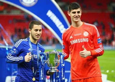 Real Madrid: Diego Costa, Hazard Dan Courtois