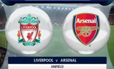 Prediksi Liverpool vs Arsenal Liga Primer Inggris