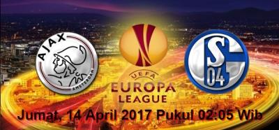 Prediksi Ajax vs Schalke 04